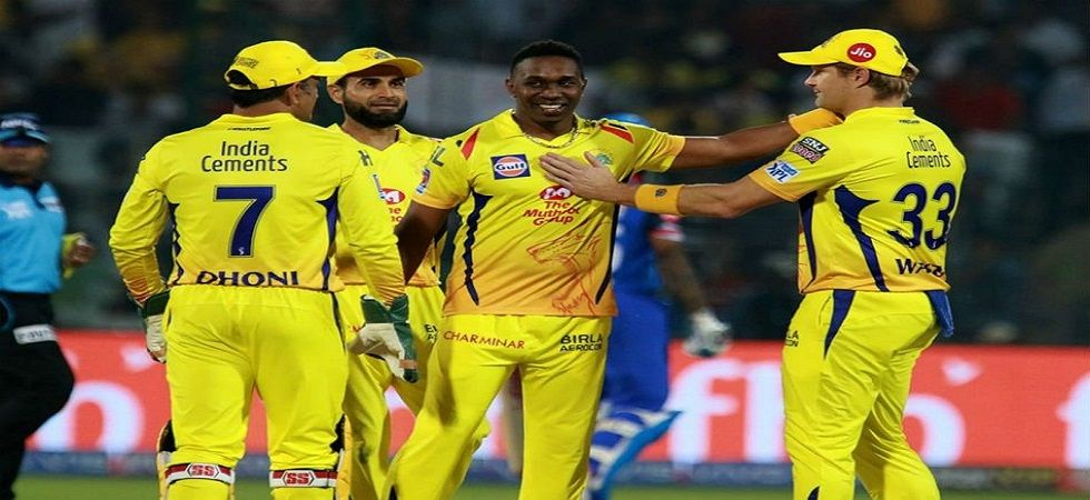 Chennai Super Kings is currently placed at number one spot in points table (Image Credit: Twitter)