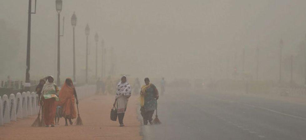 Massive dust storm hits Delhi NCR region (File Photo)