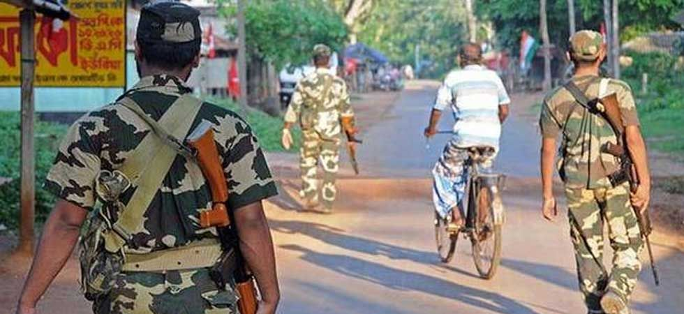 Central forces have been deployed in the region ahead of Lok Sabha polls for the Howrah seat, which votes on May 6 in round 5 of elections. (File photo)