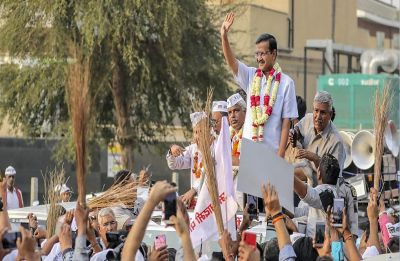Arvind Kejriwal accuses BJP of horse-trading, says 7 AAP MLAs offered Rs 10 crore each
