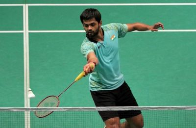 Sai Praneeth loses to Lin Dan in Auckland Open Badminton second round