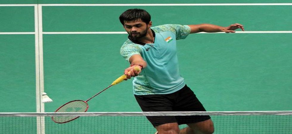 Sai Praneeth lost 12-21,21-21 to Lin Dan in the second round of the Auckland Open Badminton tournament. (Image credit: Twitter)