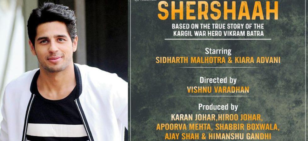 Sidharth Malhotra Shershaah  (Twitter)