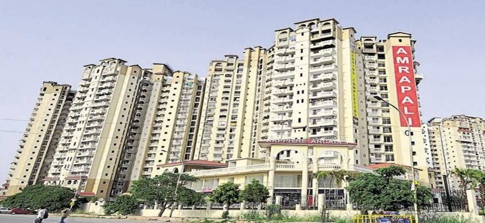 Residential apartment of Amrapali in Noida (File Photo)