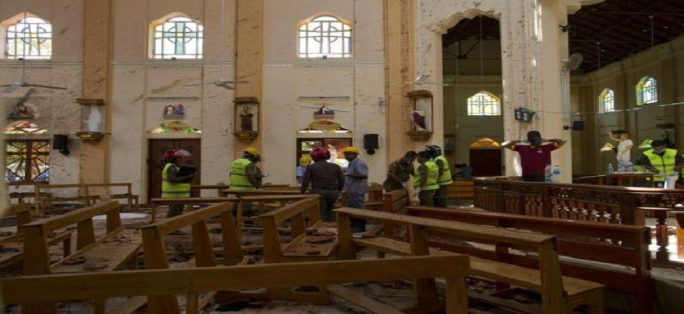 Lankan Catholic churches cancel all Sunday mass until further notice (file photo)