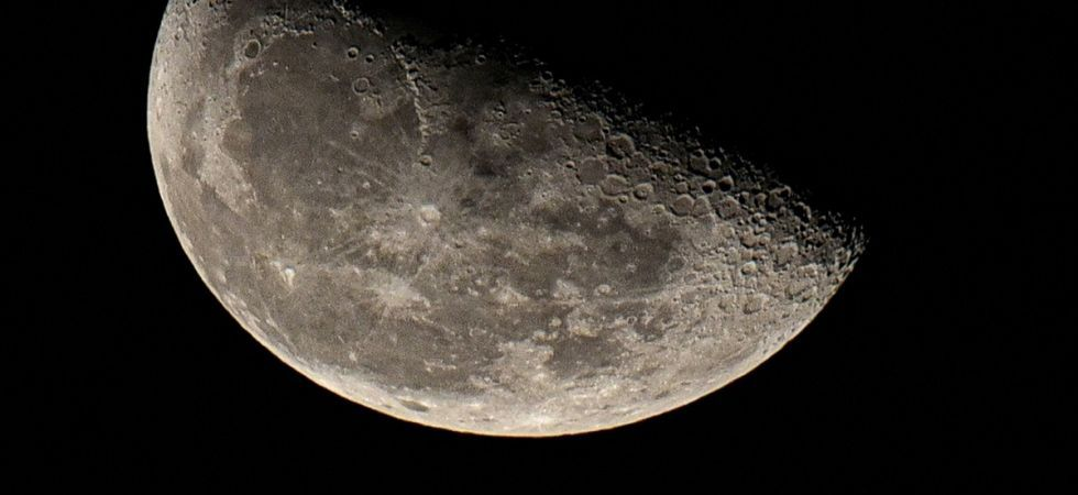Space rock hit Moon during January's total eclipse (file photo)
