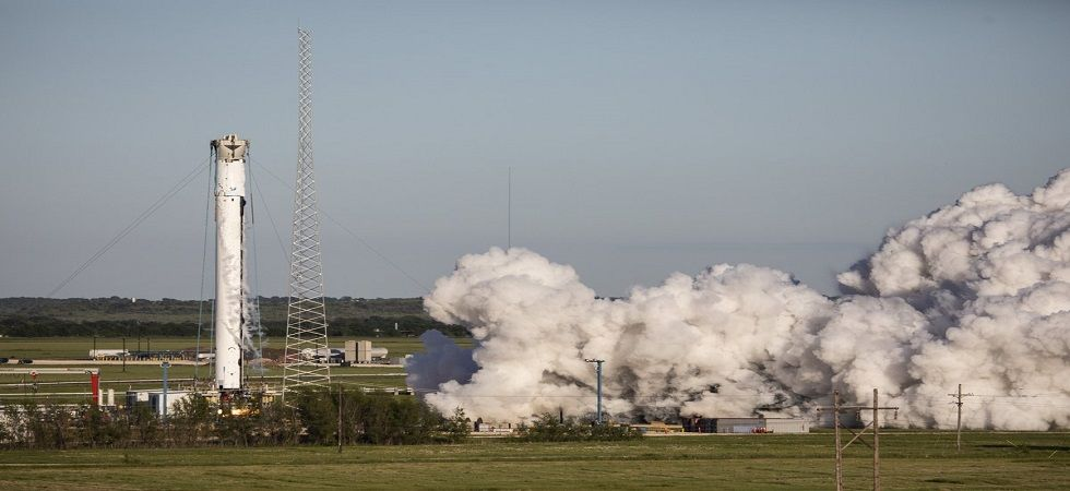 NASA and SpaceX have remained tight-lipped about what caused the serious incident during engine tests on April 25. (Photo: Twitter/SpaceX)