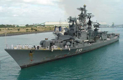 INS Ranjit, built by USSR, to be decommissioned on May 6