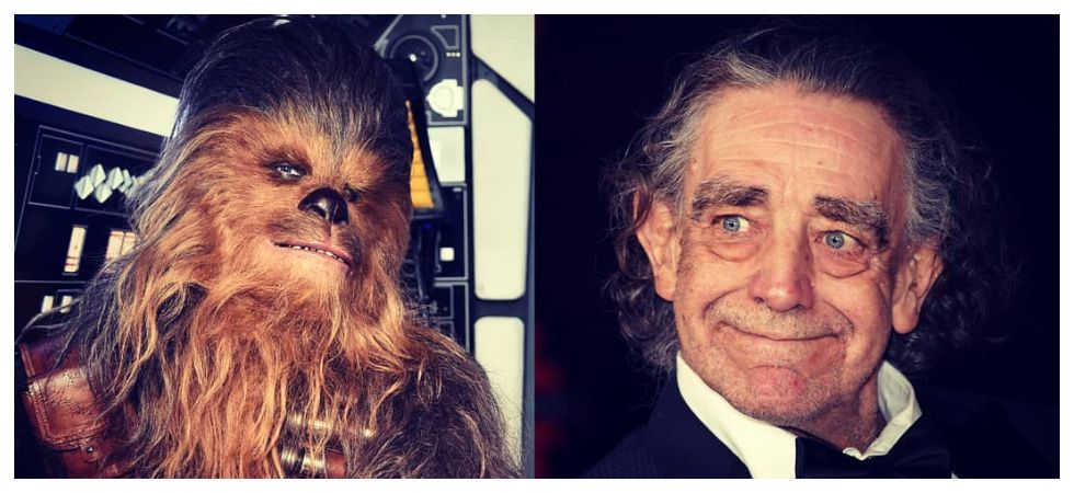 Star Wars crew pays emotional tribute to Wookie (Photo: Instagram)