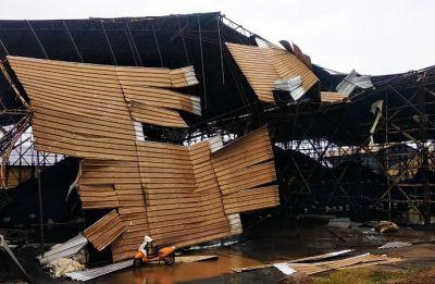 Cyclone Fani: 2 dead in Odisha as severe storm batters coastal districts