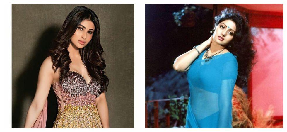 Naagin star Mouni Roy's recreates sensuous dance of Sridevi's 'Kaate