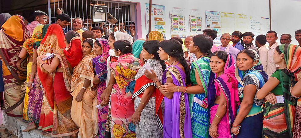 Southern states also have lower levels of deprivation, and with the exception of Tamil Nadu, they have improved their voter turnout, the report said. (PTI file photo)