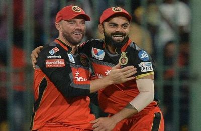 Virat Kohli and AB de Villiers apologies for 'up and down' performance in IPL