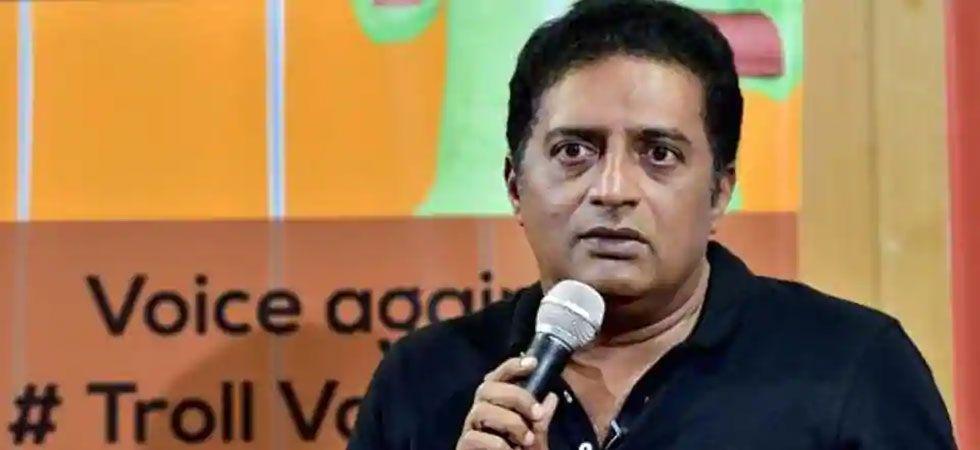 Actor-turned-politician Prakash Raj
