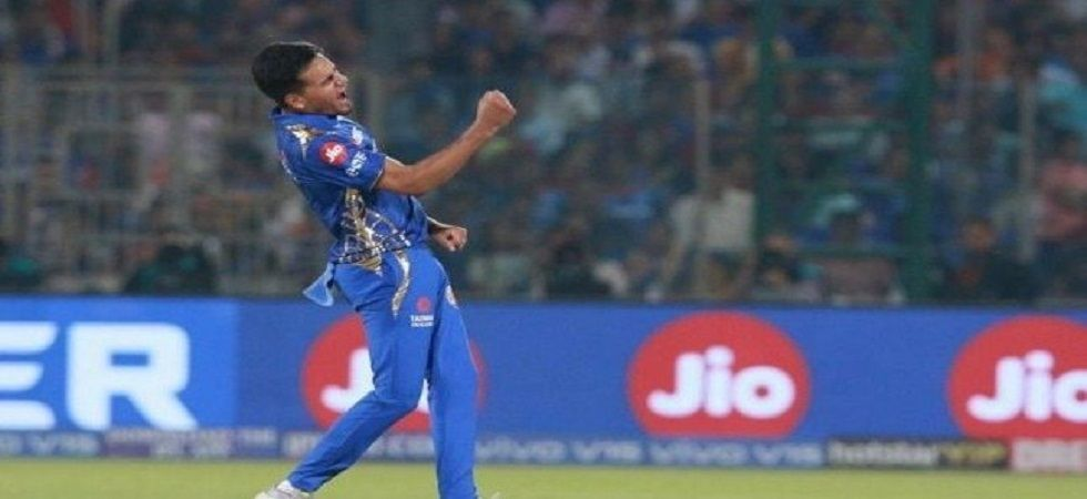 Rahul Chahar reveals the player he looks to as a guide (Image Credit: Twitter)