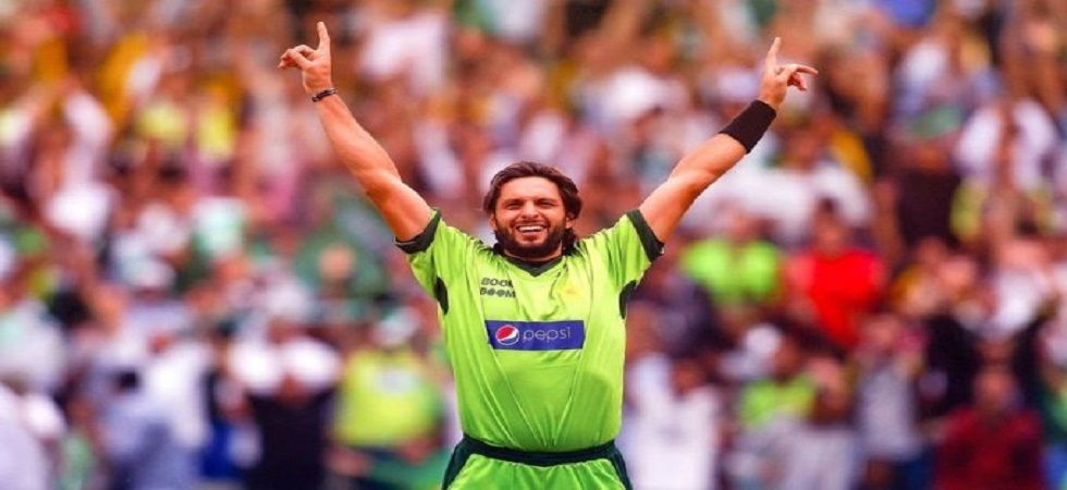 Afridi claims knew of SMS exchanges between bookmaker and players before spot-fixing scandal (Image Credit: Twitter)