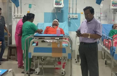 Shantunu Thakur, BJP Bongaon candidate, meets with accident in West Bengal