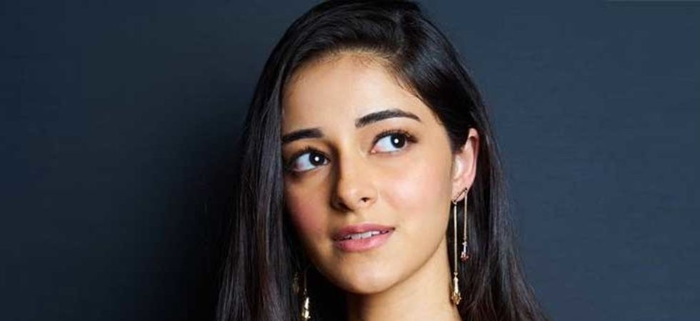Ananya Panday raises the hotness quotient with her regal Instagram post (file photo)
