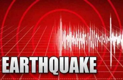 Earthquake tremors measuring 5.4 magnitude jolt Guwahati, parts of Assam