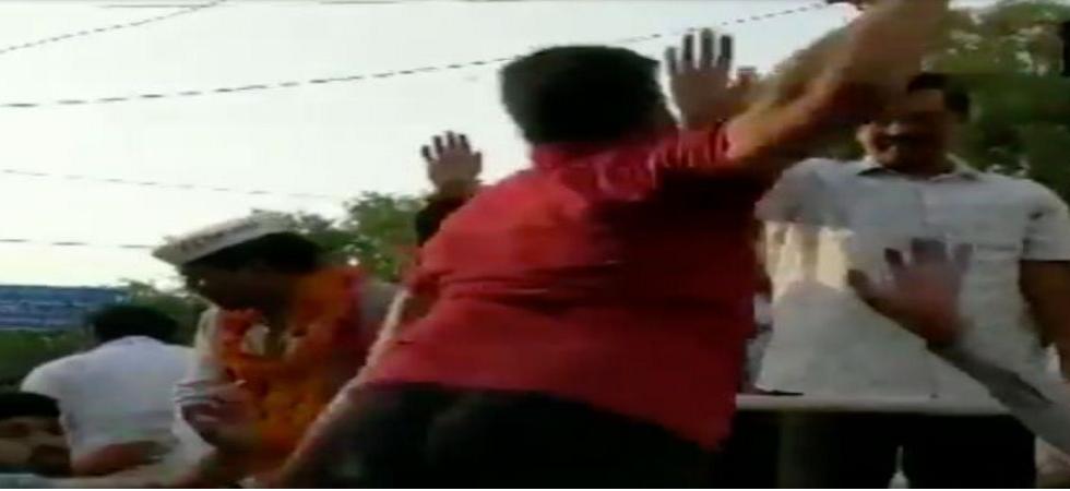 Man who slapped Arvind Kejriwal was AAP supporter, used to organise meetings: Delhi Police