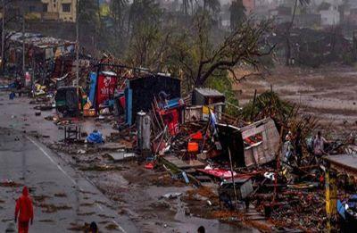 As Cyclone Fani leaves trail of destruction, Odisha undergoes massive restoration work