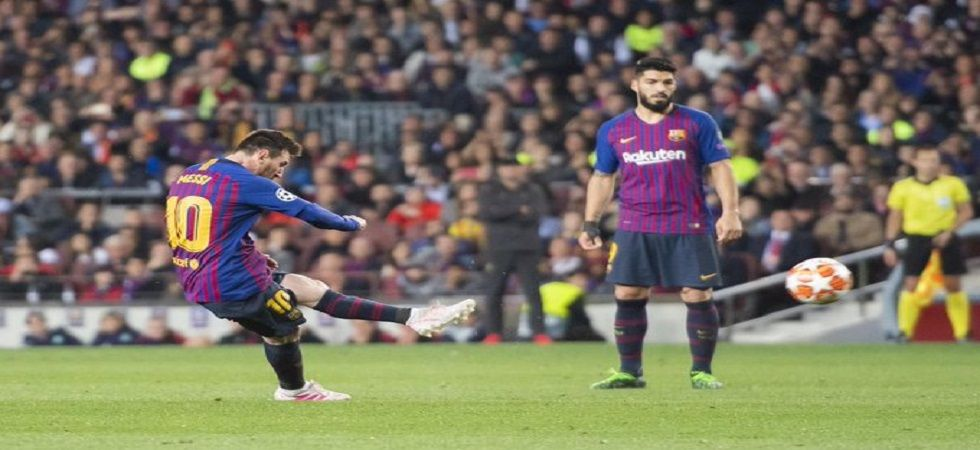 FC Barcelona rested Lionel Messi, Luis Suarez for the clash against Celta Vigo as they prepared to take on Liverpool in the UEFA Champions League semifinal. (Image credit: Twitter)