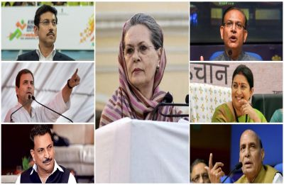 Lok Sabha Polls 2019: From Sonia Gandhi to Rajnath Singh, key contests in Round 5