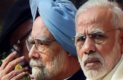 Modi's five years 'most traumatic, devastating', should be shown exit door: Manmohan Singh