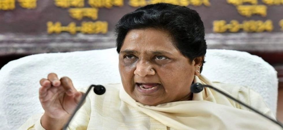 Mayawati dubbed both the Bharatiya Janata Party (BJP) and Congress as 'casteist and capitalist'.(File Photo: PTI)