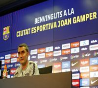 Valverde warns Barcelona to be wary of history at Anfield