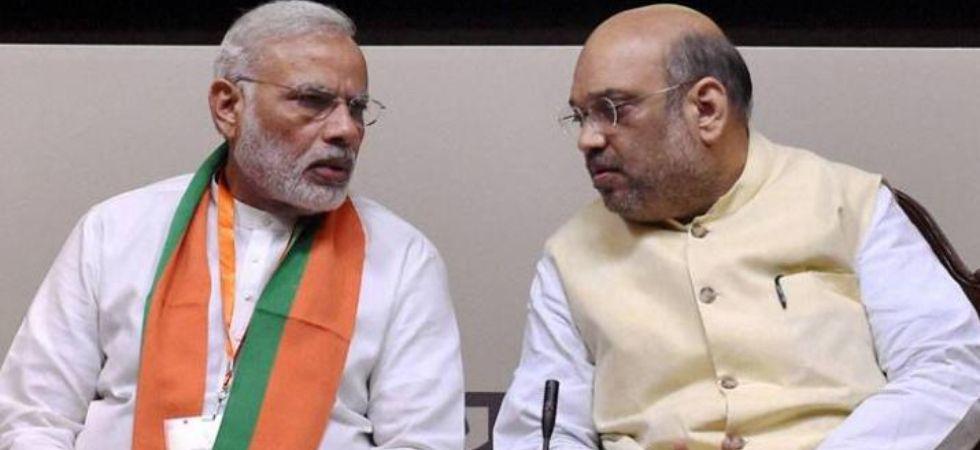 PM Modi, Amit Shah (File Photo)