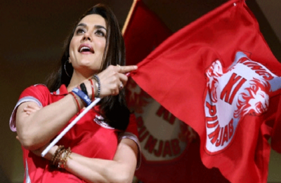 Preity Zinta has special message for Punjab fans after poor end to IPL season
