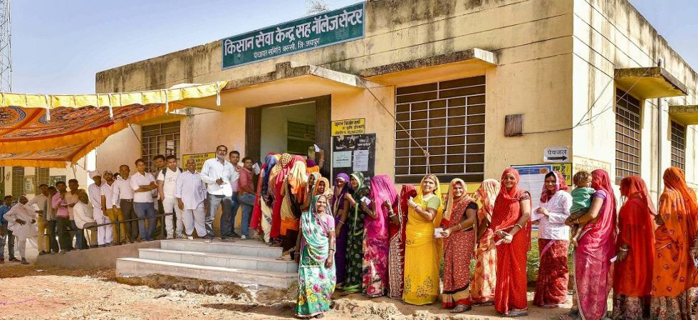 Rajasthan Lok Sabha elections 2019 (Photo Source: PTI)