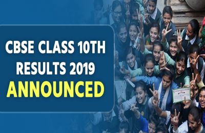 CBSE Class 10 Results 2019 LIVE NOW, check at cbseresults.nic.in