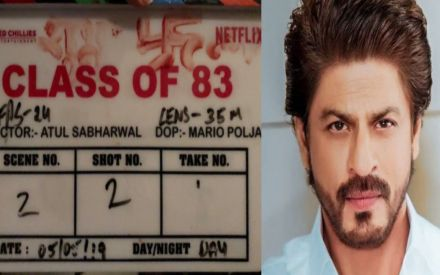 Shah Rukh Khan's production venture Netflix flim 'Class of
