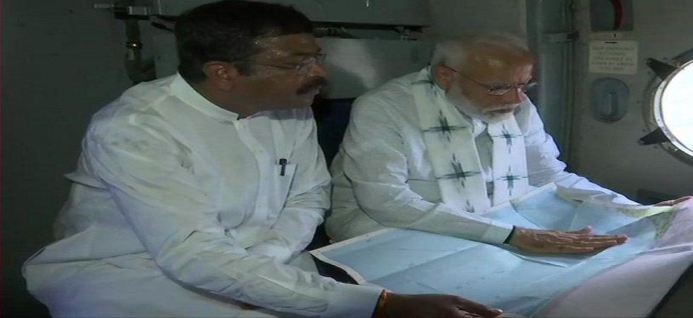 Cyclone Fani: 'Great job, Naveen babu!' says PM Modi after aerial survey of Odisha