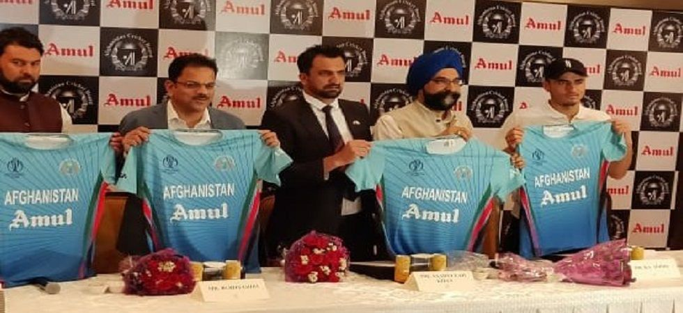 Afghanistan team will play Australia in their first World Cup game (Image Credit: Twitter)
