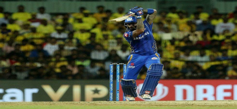 Suryakumar Yadav's 71 off 54 helped Mumbai to enter the final. (Image Credit: Twitter)