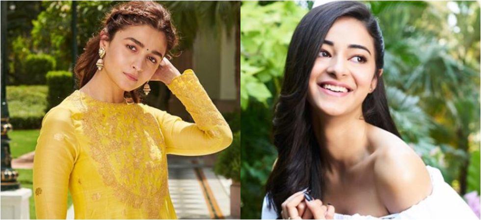 Alia Bhatt and Ananya Panday./ Image: Instagram
