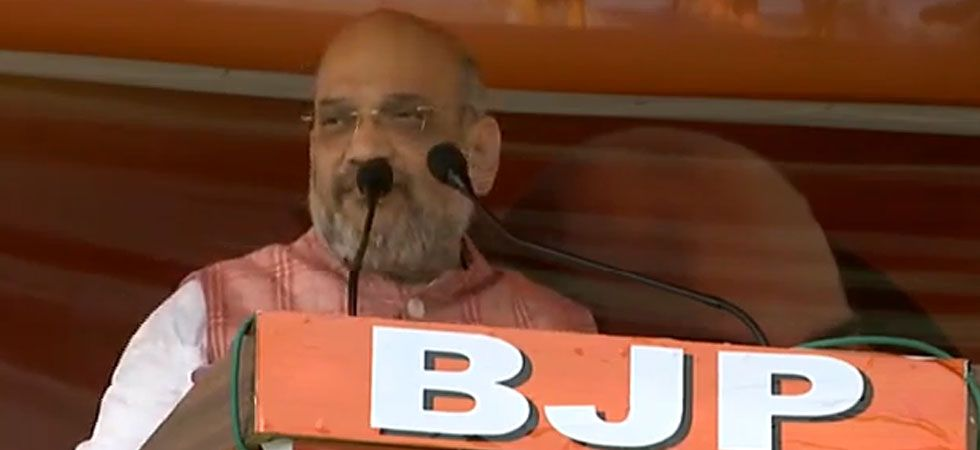 Amit Shah said that polls in West Bengal are for restoring democracy in the state. (Image Credit: Twitter)