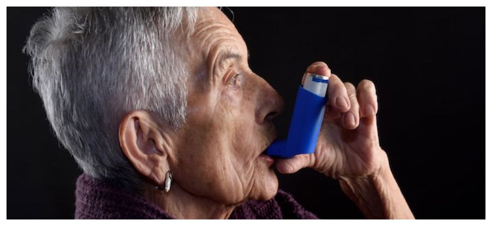 Symptoms of asthma (Photo: Twitter)