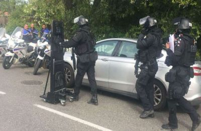 Armed man takes multiple hostages in Southern France's Toulouse