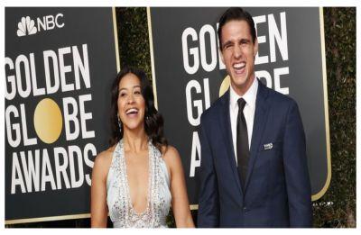 'Jane the Virgin' star Gina Rodriguez ties the knot with Joe LoCicero