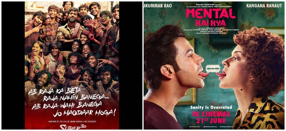 'Mental Hai Kya' and 'Super 30' to clash at box office (Photo: Instagram)