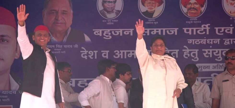 Mayawati and Akhilesh Yadav also targeted the Congress and alleged that the grand old party wants people to stay poor. (Image Credit: Twitter)