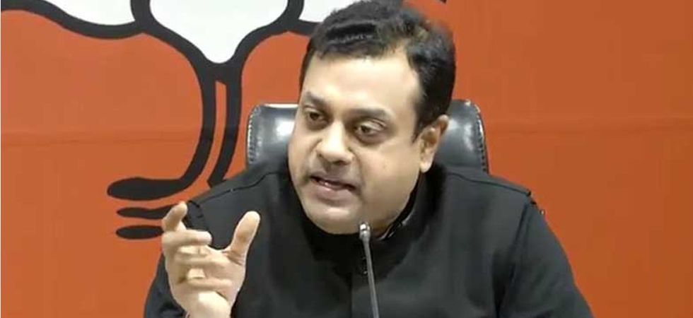 BJP spokesperson Sambit Patra (File Photo)