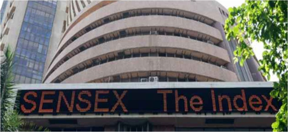 Sensex recovers over 200 points.