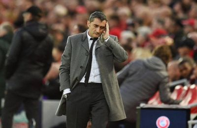 Barcelona blown away after UEFA Champions League loss: Ernesto Valverde