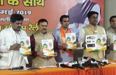 BJP's Gautam Gambhir promises IPL matches in Yamuna Sports Complex in East Delhi manifesto