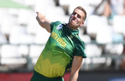 Chris Morris included in South Africa squad for World Cup, Anrich Nortje out